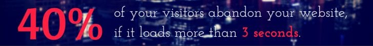 low page speed hinders real estate website