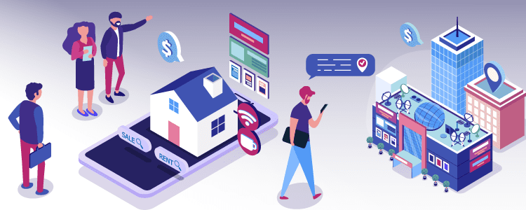Real estate virtual phone number